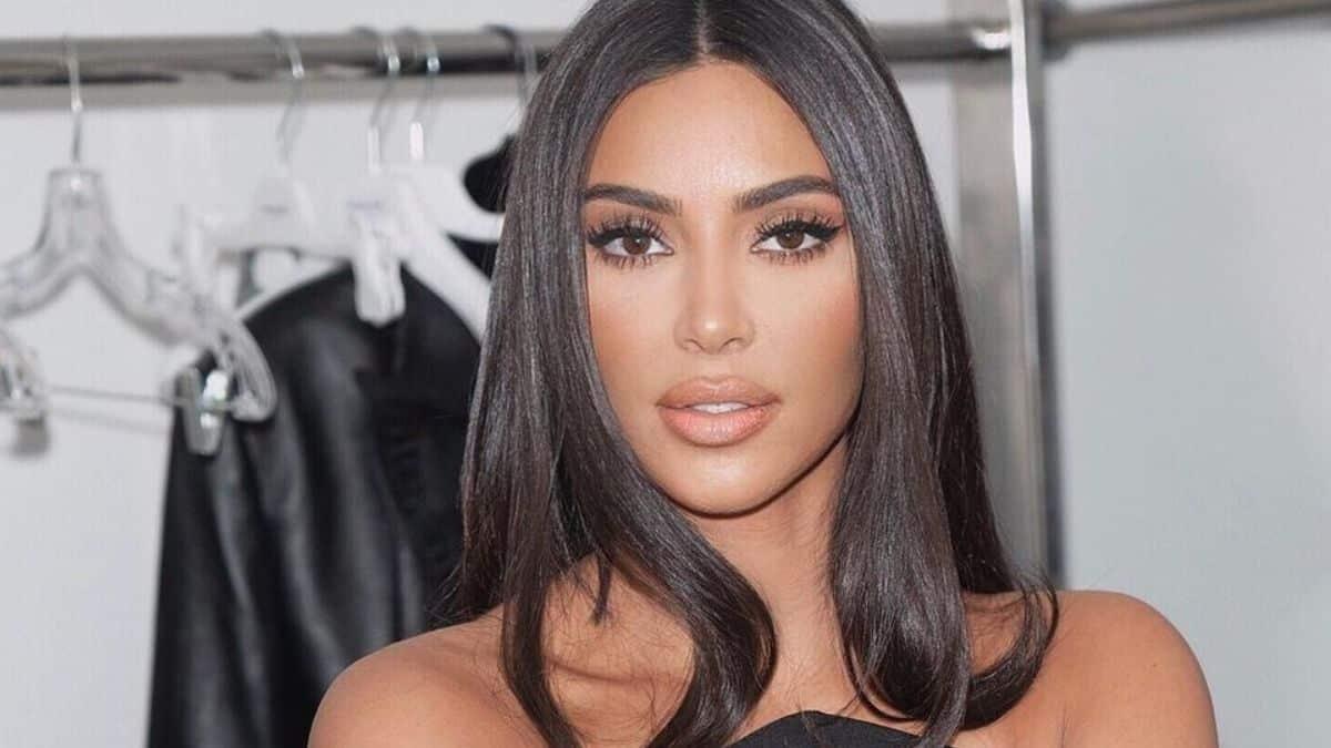 Kim Kardashian et son grand garçon Saint se dévoilent en mode Matrix !