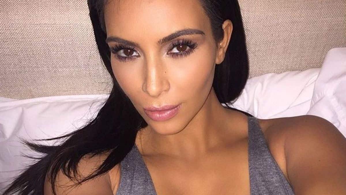 Kim Kardashian: Kanye West s'envole dans les airs dans son clip «24» !