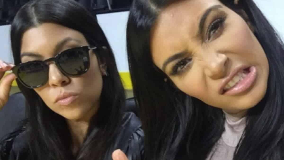 Kim Kardashian super fan de la relation de Kourtney et Travis Barker !