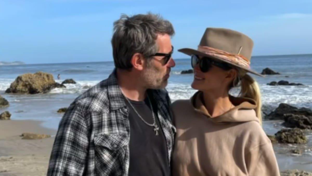 Laeticia Hallyday: son couple avec Jalil Lespert serait sous tension ?