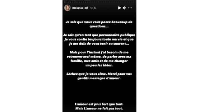 Les Marseillais: Mélanie ORL revient sur sa séparation avec Greg Yega !