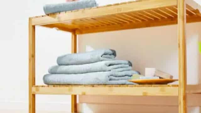 Lidl lance son petit meuble en bambou parfait pour la salle de bain !
