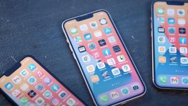 L'iPhone 13 connaît déjà un meilleur démarrage que les iPhones 12 !
