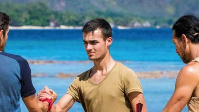 Loïc (Koh-Lanta) super proche de l'aventurier Sam dans la vraie vie !