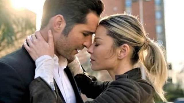 Lucifer: Tom Ellis et Lauren German ont aimé la scène finale du baiser ?