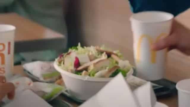 Mcdonald's: ce qu'il faut savoir avant de commander une salade !Mcdonald's: ce qu'il faut savoir avant de commander une salade !