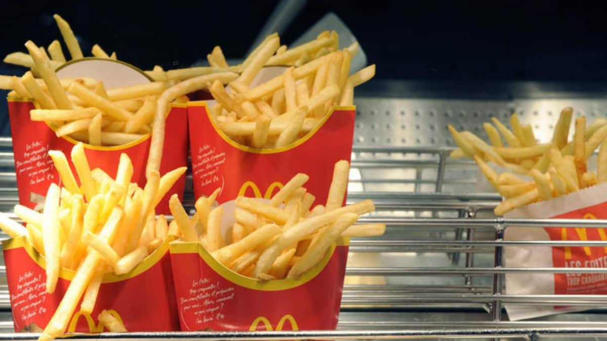 McDonald's lance son sac isotherme pour garder ses frites au chaud !