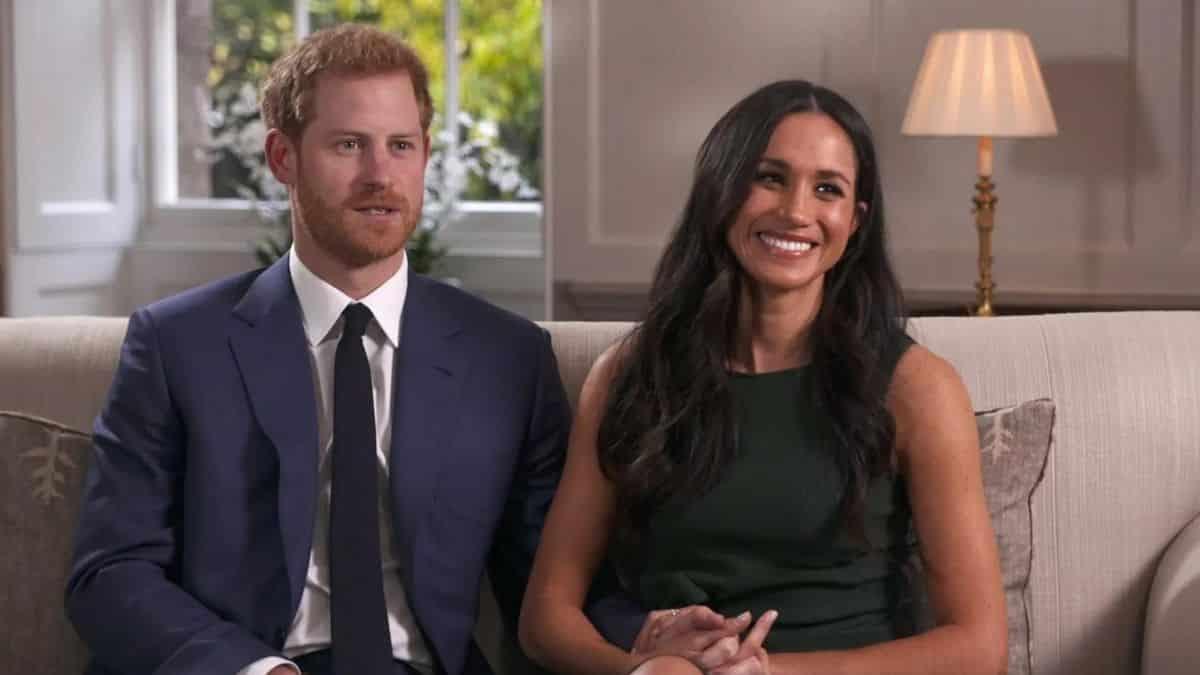 Meghan Markle et Harry font parties des stars les plus influentes de 2021 !