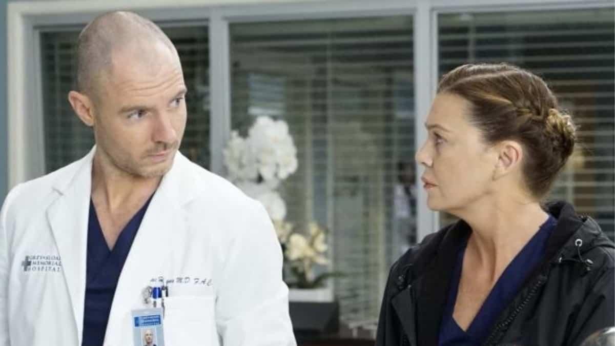 Grey's Anatomy saison 18: Meredith et Hayes vont former un couple ?