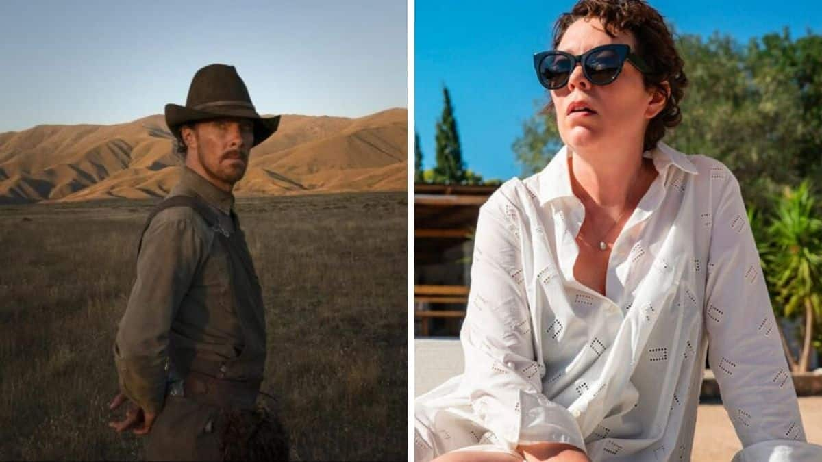 Netflix: 3 films triomphent à la Mostra de Venise 2021 !
