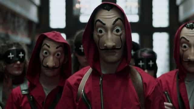 Netflix se lance à la recherche du plus grand fan de La Casa de Papel !