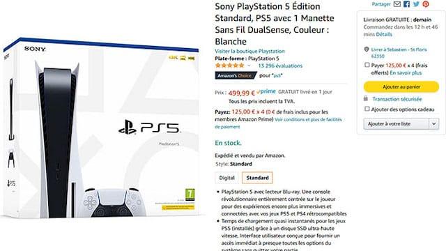 PS5: comment avoir enfin une chance d'obtenir la console ?