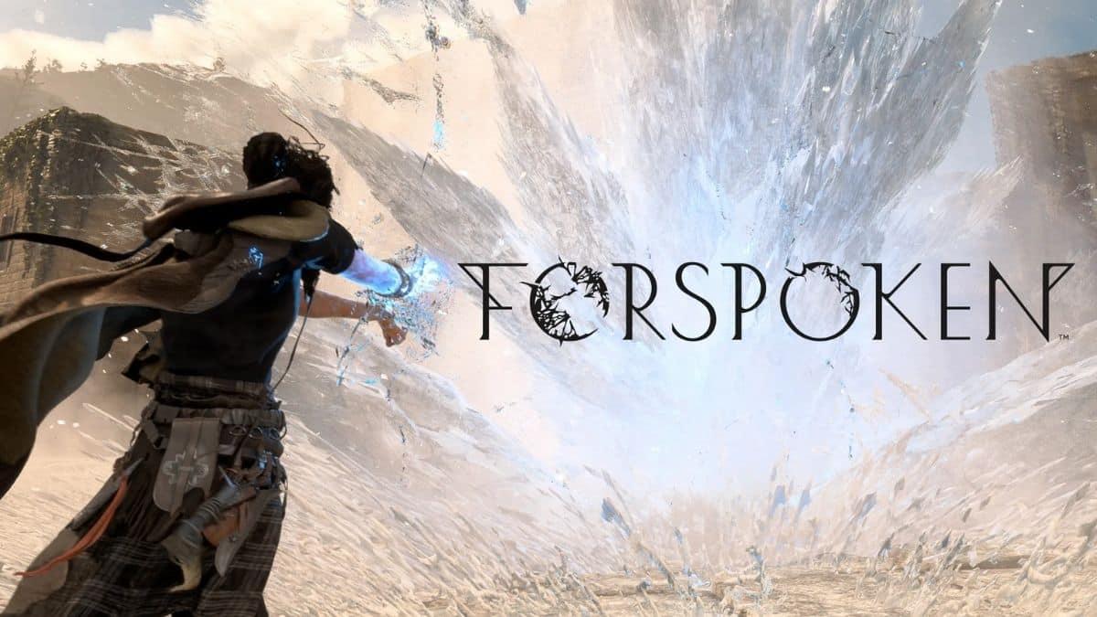 PS5 la date de sortie du jeu vidéo Forspoken enfin dévoilée