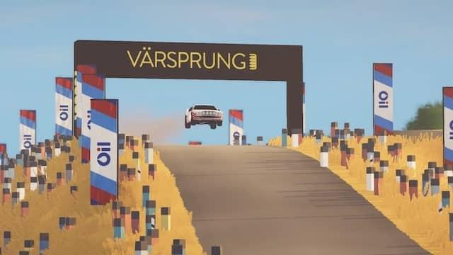 PS5: le jeu vidéo «Art of Rally» se dévoile dans une bande-annonce !