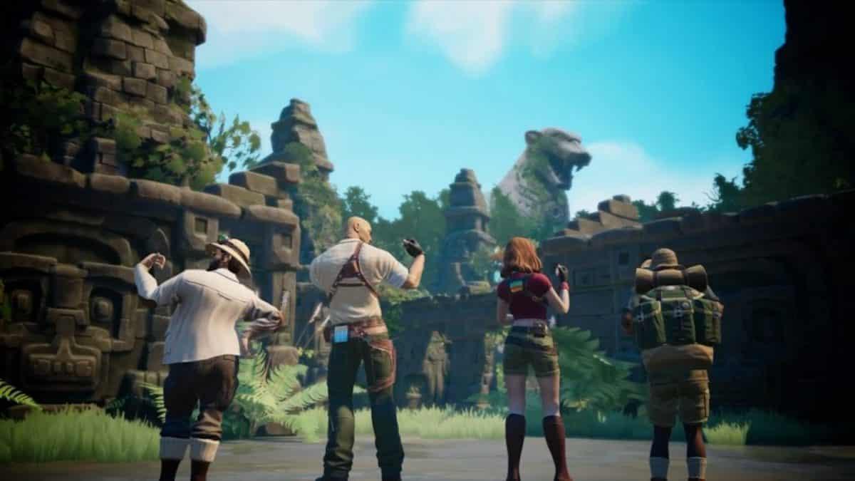 PS5: le jeu vidéo Jumanji obtient une nouvelle mise à jour surprise !
