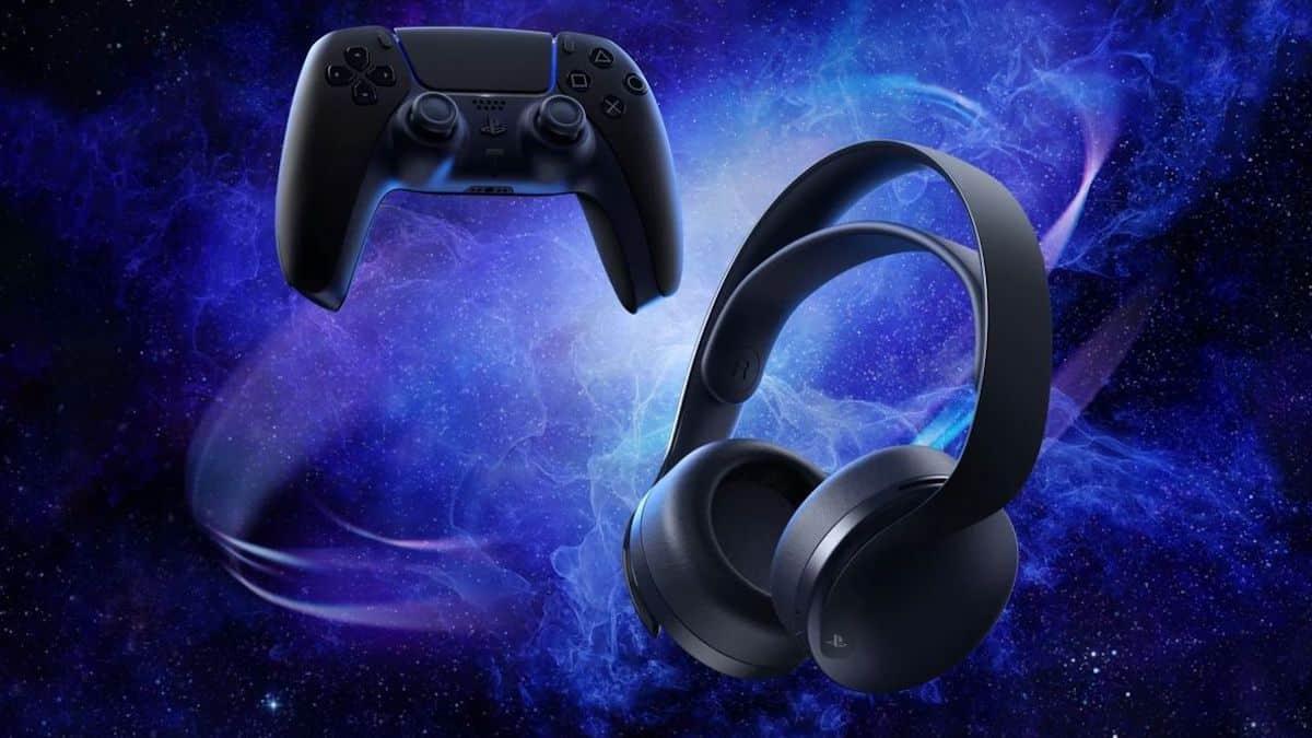 PS5: le nouveau casque Pulse 3D Midnight Black bientôt disponible ?