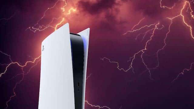 PS5: les prises anti-foudre protège mieux la console de Sony ?