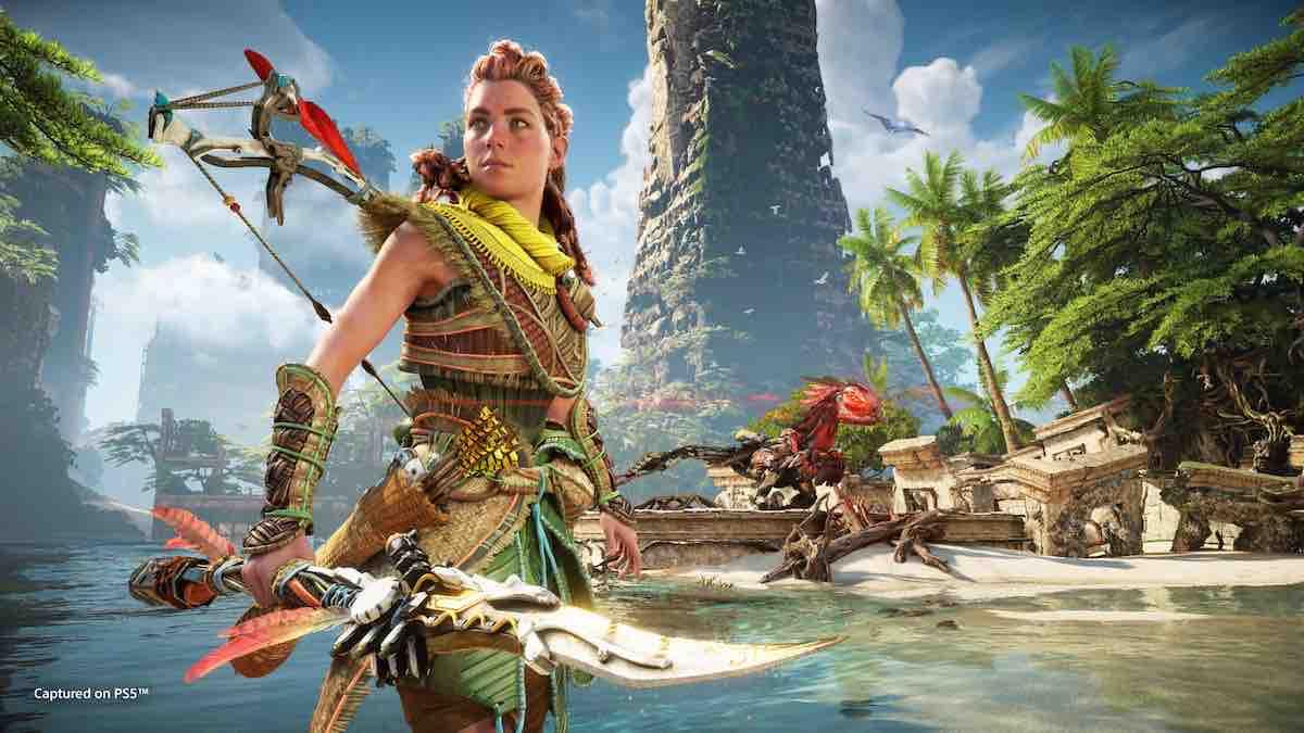 PS5: «Horizon Forbidden West» dispo sur la console en février 2022 !