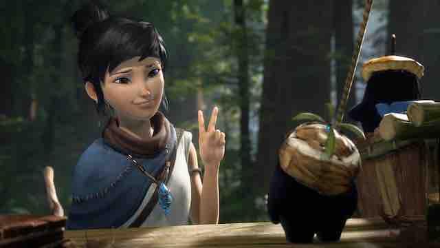 PS5: le jeu vidéo Kena Bridge of Spirits fait un incroyable carton !