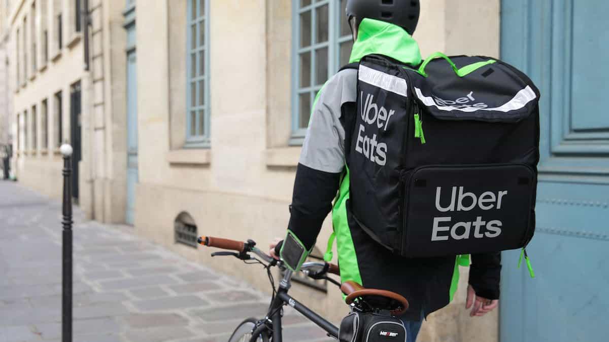 Uber eats: un trafic de sous-location de comptes de livreur révélé !