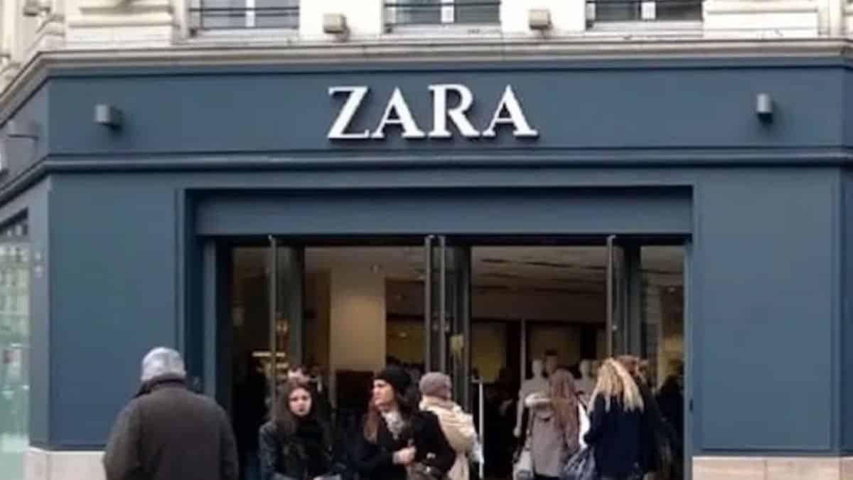 Zara dévoile son nouveau pull rayé et coloré pour l'automne 2021 !