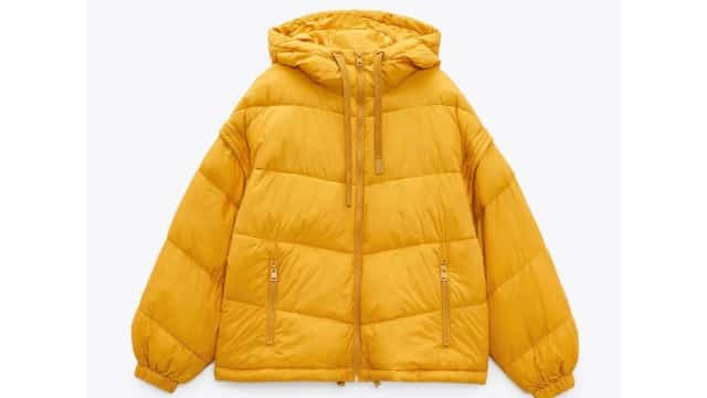 Zara lance une nouvelle veste jaune parfaite pour la pluie !