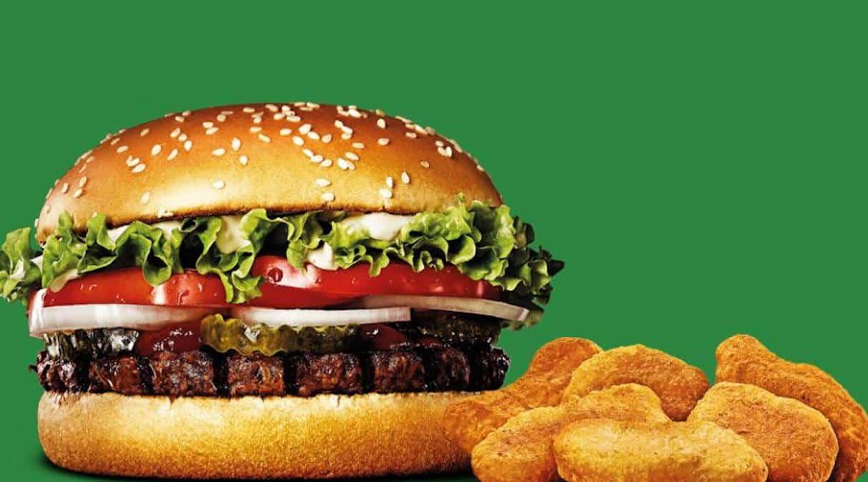 Burger King: le fast-food lance ses premiers nuggets sans poulet !