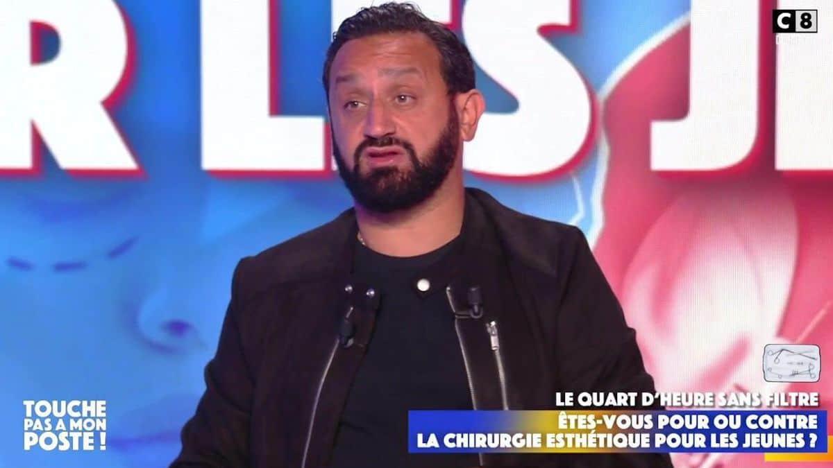 Cyril Hanouna révèle dans TPMP la polémique autour de «Miss Esthétique» !