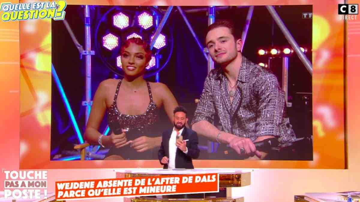 Cyril Hanouna révèle les tensions entre Wejdene et son danseur de DALS !