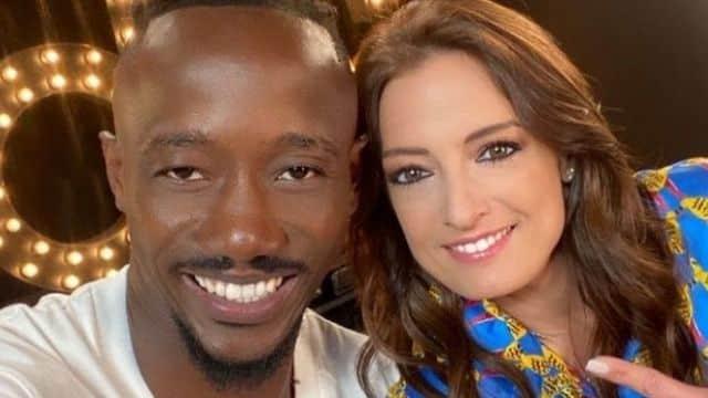 Danse avec les stars: Moussa avoue avoir perdu pas mal de kilos !