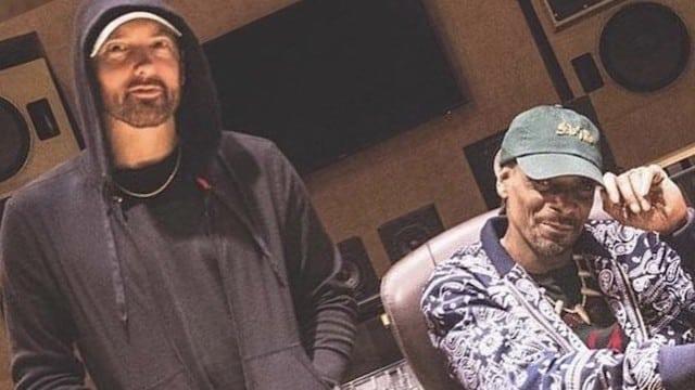Eminem et Snoop Dogg font enfin la paix avec un feat !