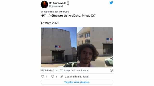 Étudiant: un tour de France des préfectures lancé pour un défi photo !
