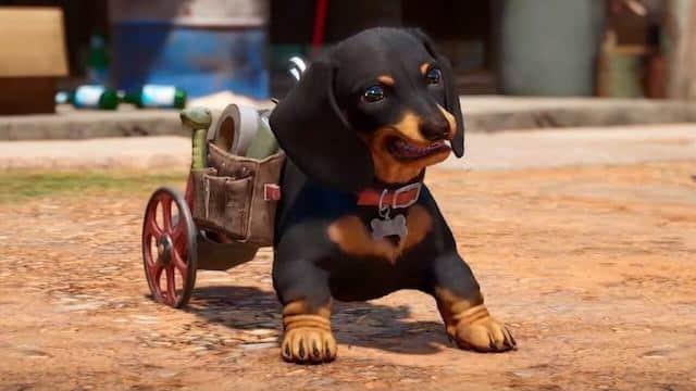 Far Cry 6: comment obtenir l'adorable chiot Chorizo dans le jeu vidéo ?