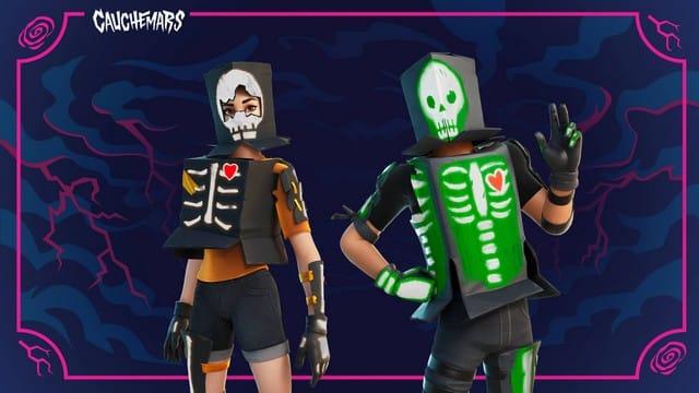 Fortnite: Cauchemars 2021 fait le plein de nouveautés pour Halloween !