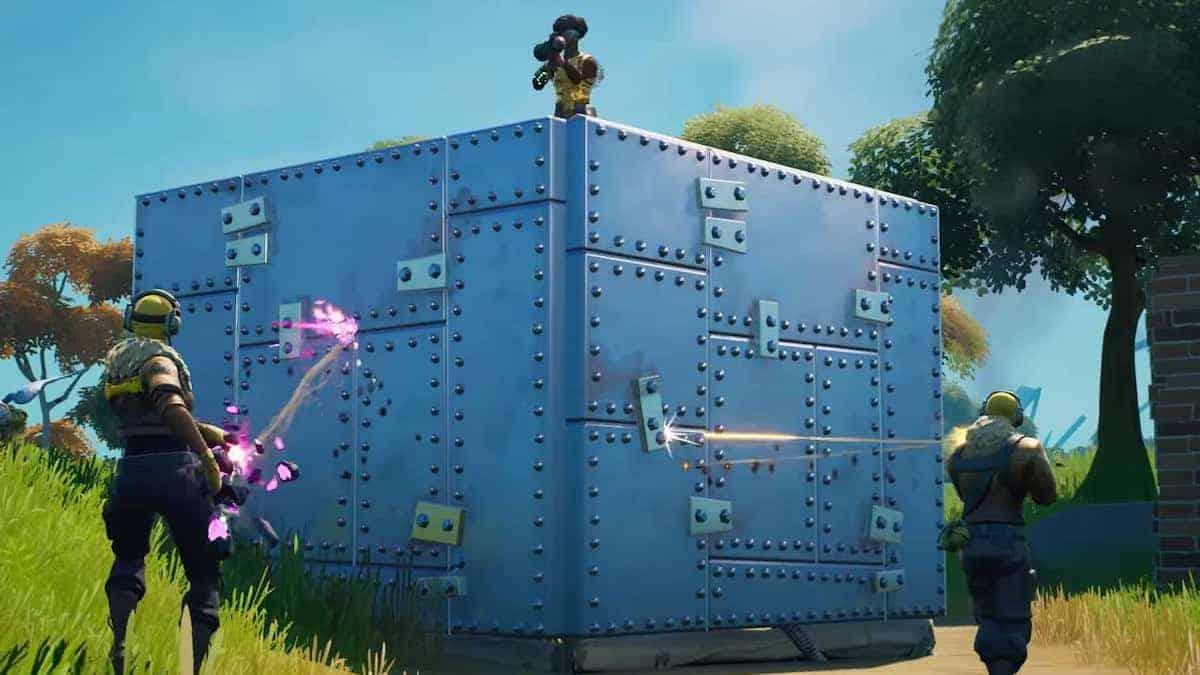 Fortnite: comment empêcher un joueur adverse de récupérer son loot ?