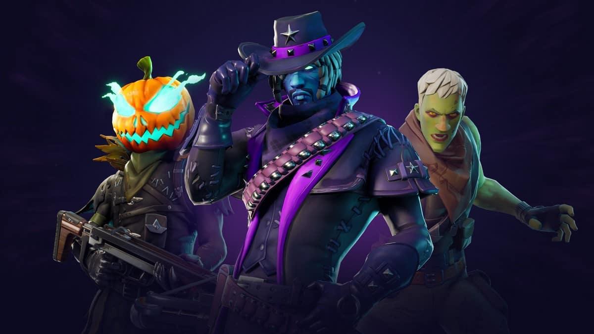 Fortnite: les futurs skins et cosmétiques pour Halloween déjà révélés !