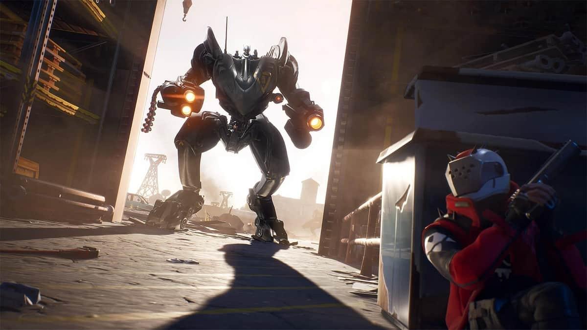 Fortnite: les mechas seront bientôt de retour dans le jeu vidéo ?