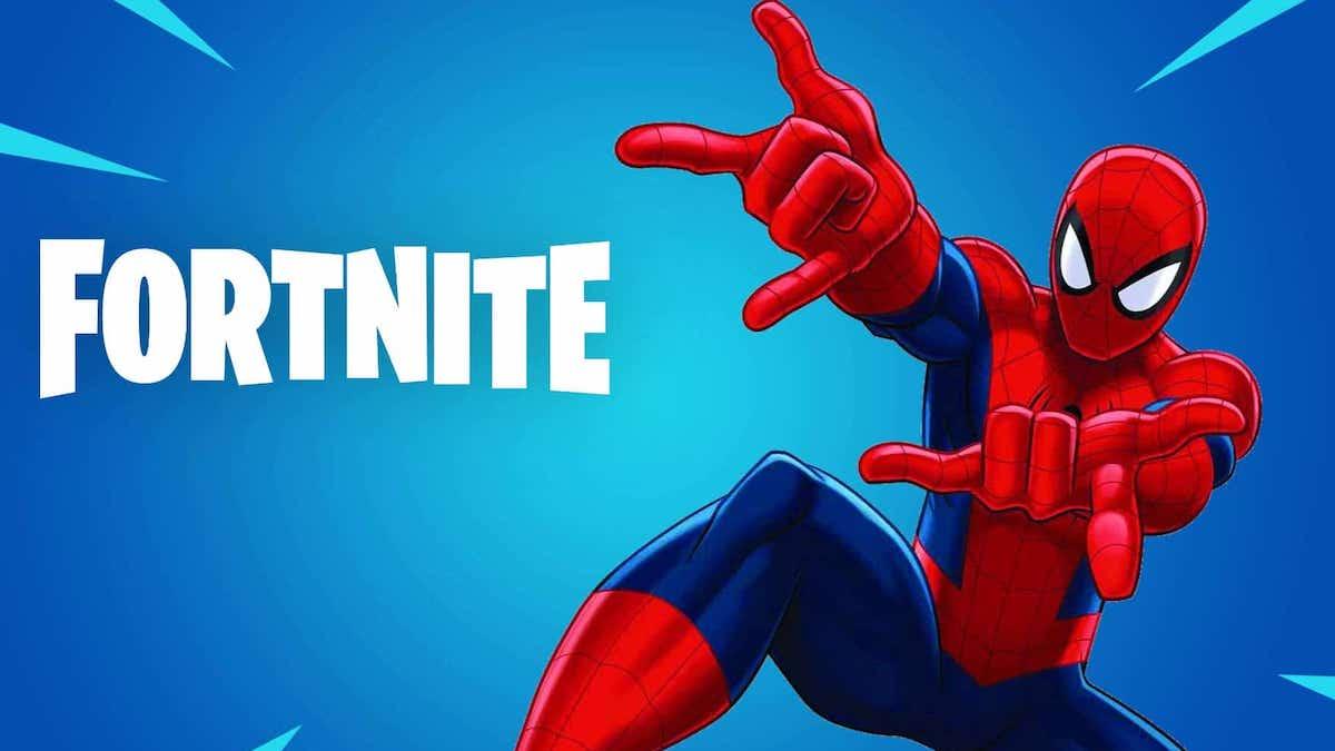 Fortnite: Spider-Man présent dans le prochain événement crossover ?