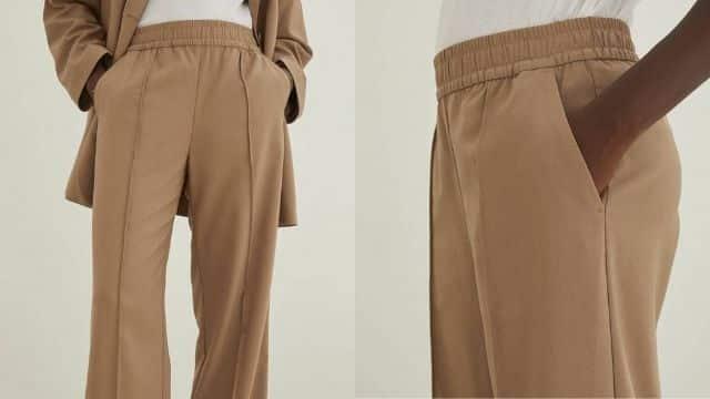 H&M lance un nouveau pantalon tailleur ultra comfy et élégant !