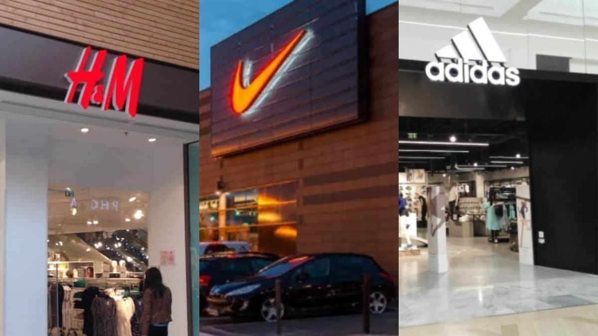 H&M, Nike et Adidas victimes de gros retards de livraisons !