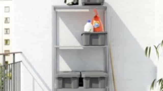 Ikea: ce petit meuble de rangement parfait pour les terrasses !