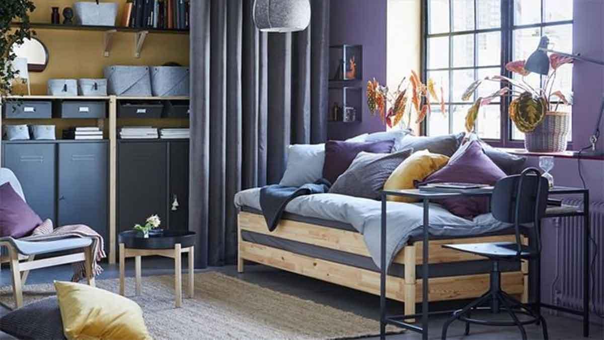 Ikea: ce nouveau lit s'adapte parfaitement pour les petites chambres !