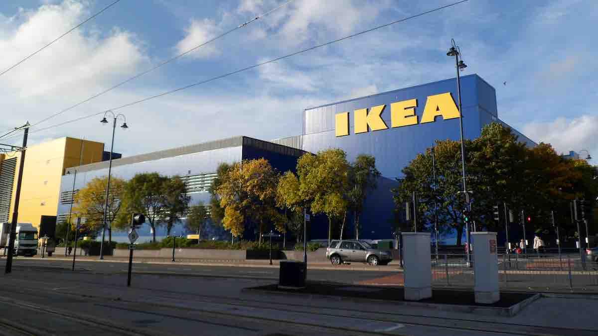 Ikea dévoile une superbe salle de bain très chaleureuse sur Instagram !