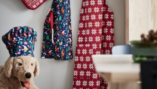 Ikea passe enfin à l'heure d'hiver et révèle sa collection Noël 2021 !
