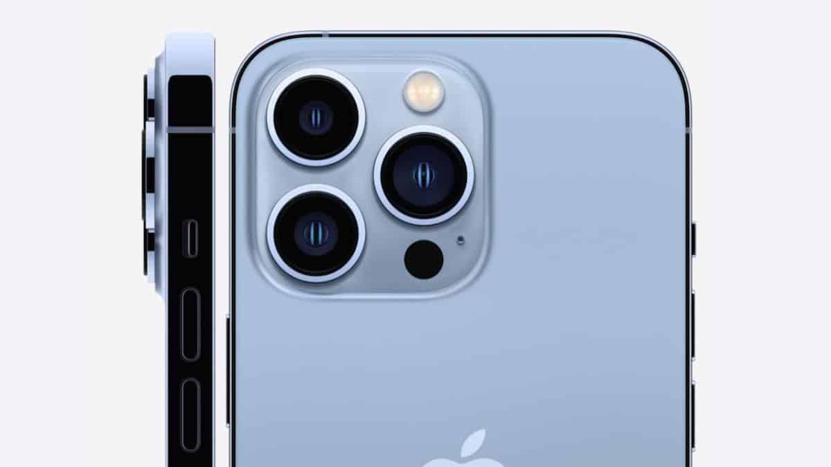 iPhone 13 Pro: le téléphone a une meilleure autonomie que l'iPhone 13 !