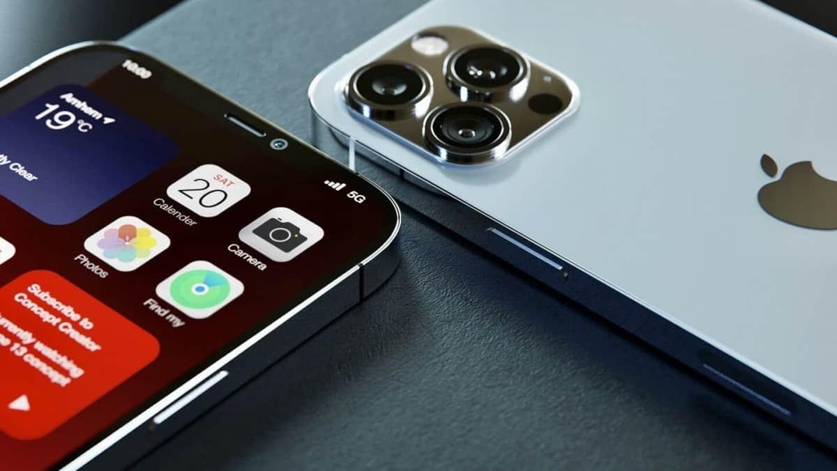 iPhone 13: un docteur soigne les yeux des patients avec le mode macro !