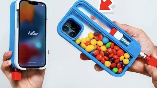 iPhone: cette coque est indispensable pour les plus gourmands !