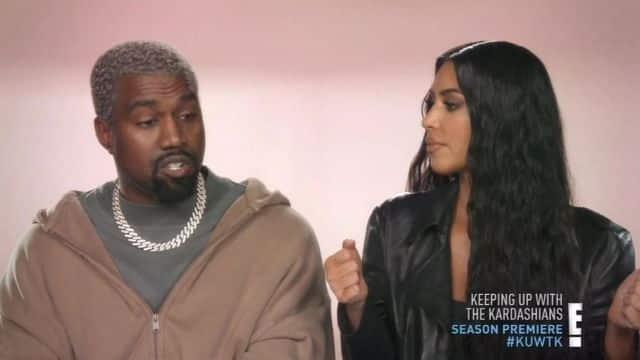 Kim Kardashian: son ex Kanye West prêt à rivaliser avec Apple ?