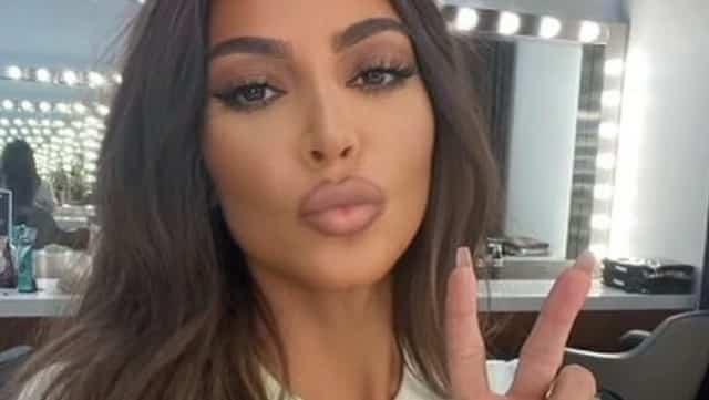 Kim Kardashian trollée par sa sœur Khloé Kardashian sur Instagram !