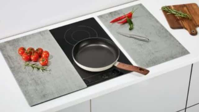 Lidl transforme votre plaque de cuisson en plan de travail !